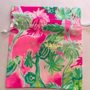 Lilly Pulitzer pouch